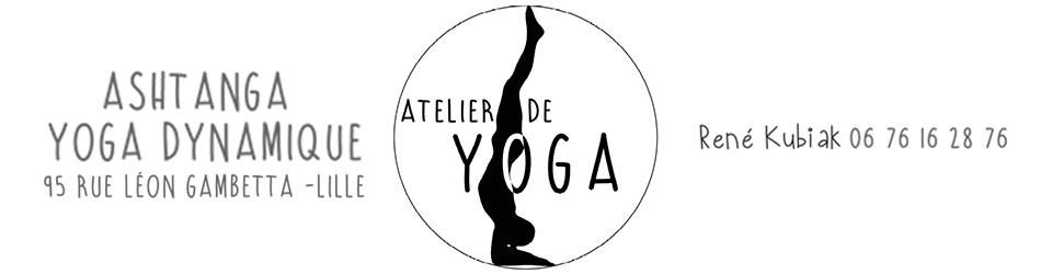 Atelier de yoga René Kubiak à Lille