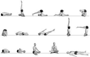 ashtanga vinyasa yoga - postures inversées finales